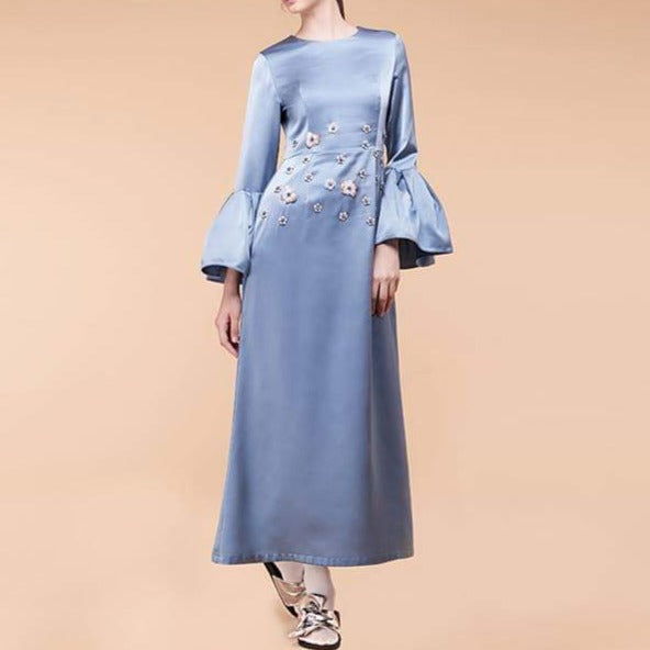 Mawar Embellished Dress