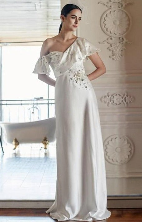 Prema Beaded Gown