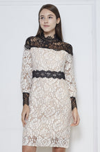 Load image into Gallery viewer, Lace Short Dress