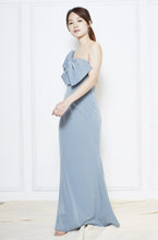 Load image into Gallery viewer, Josephine Bow Maxi Dress