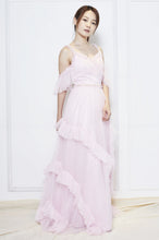 Load image into Gallery viewer, Kennedy Tulle Maxi Dress