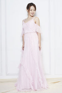 Kennedy Tulle Maxi Dress