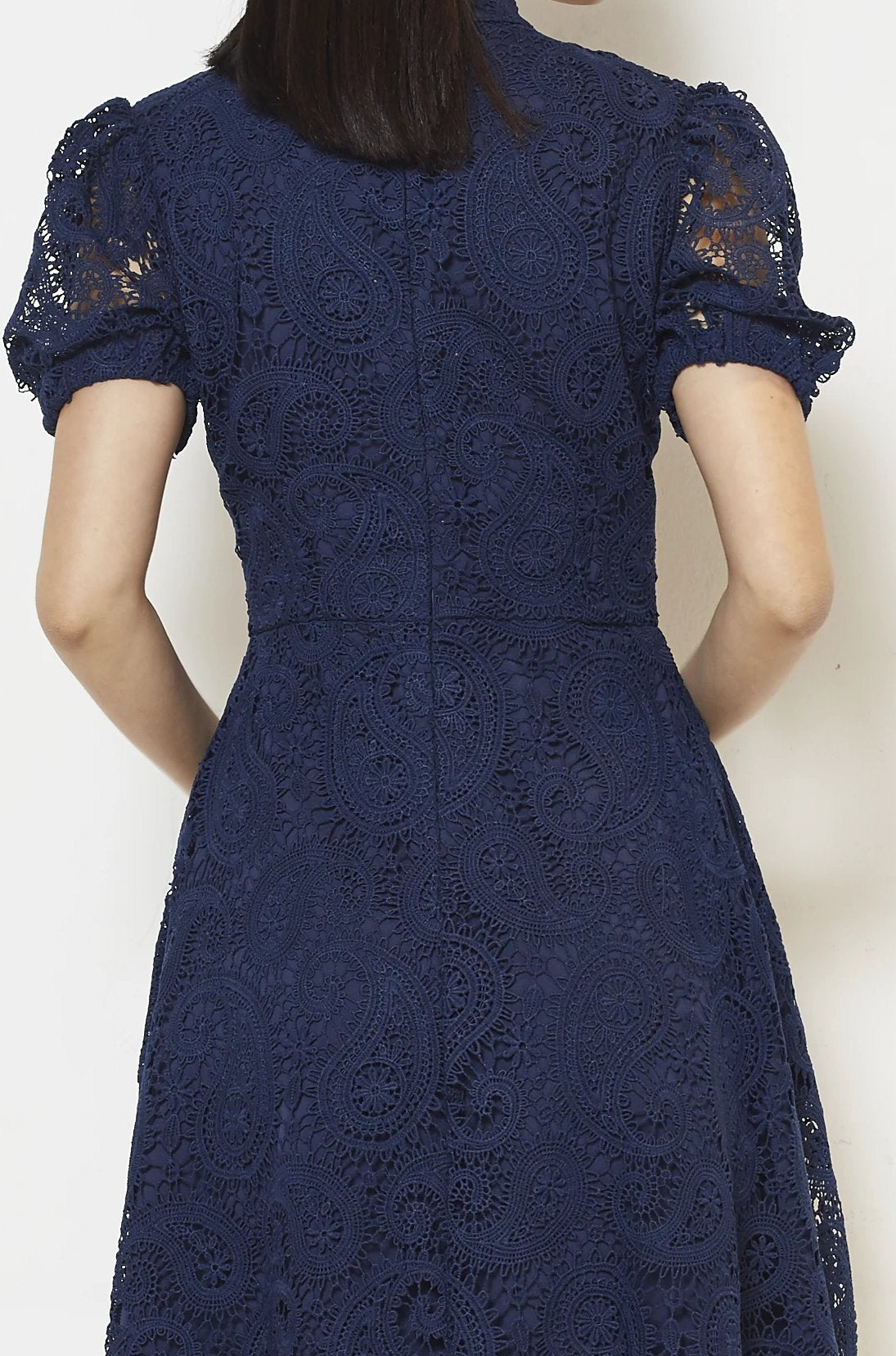 Lace Qipao Dress