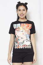 Load image into Gallery viewer, 'Kitty' Sasha Tees