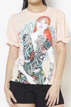 Load image into Gallery viewer, 'Redhead Girl' Sasha Tees