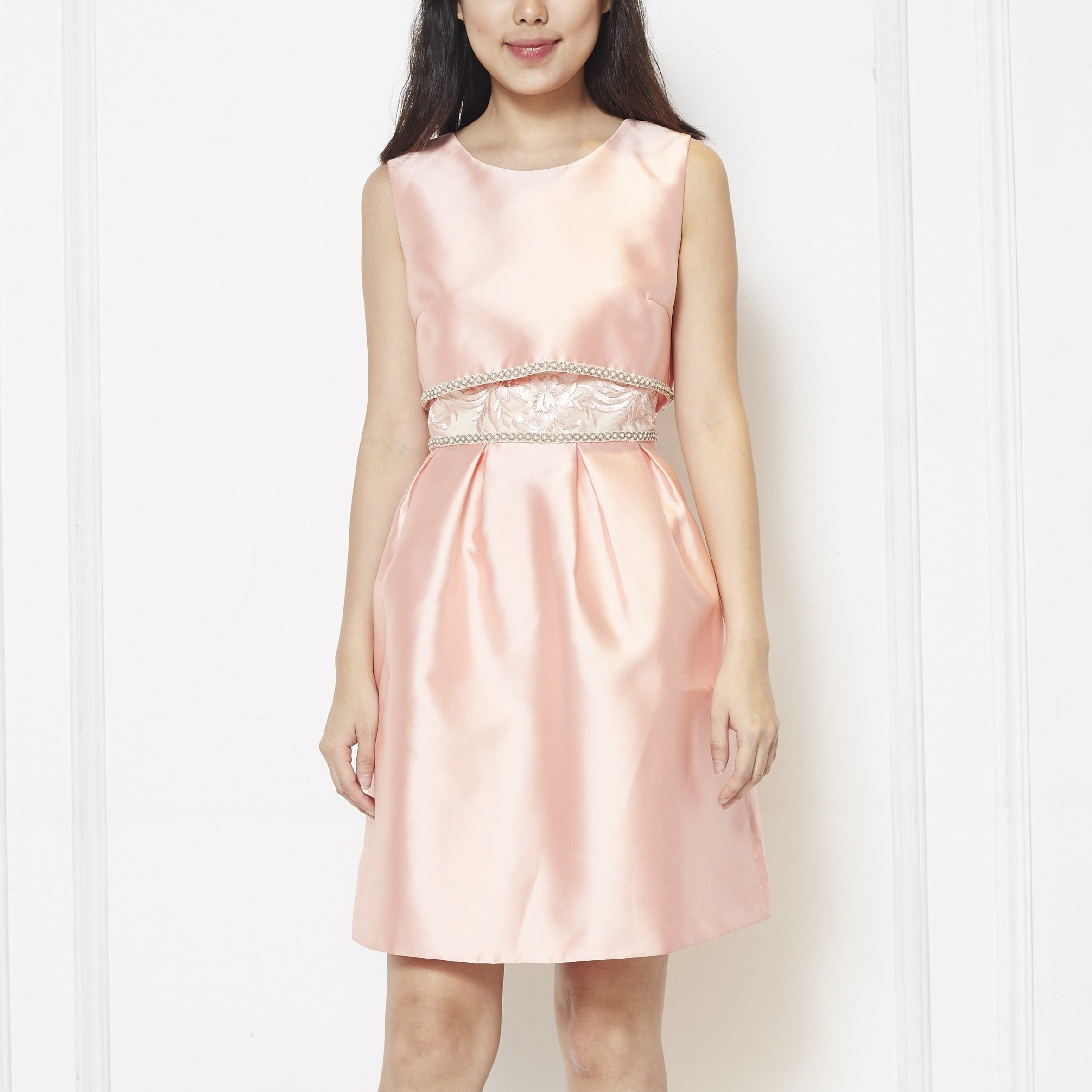 Almana Embellished Dress