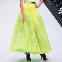 Load image into Gallery viewer, Maglifestyle Neon Mesh Skirt (PREORDER)