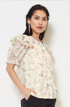 Load image into Gallery viewer, Chiffon Printed Top