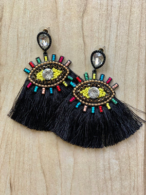Eyes on Me Earrings