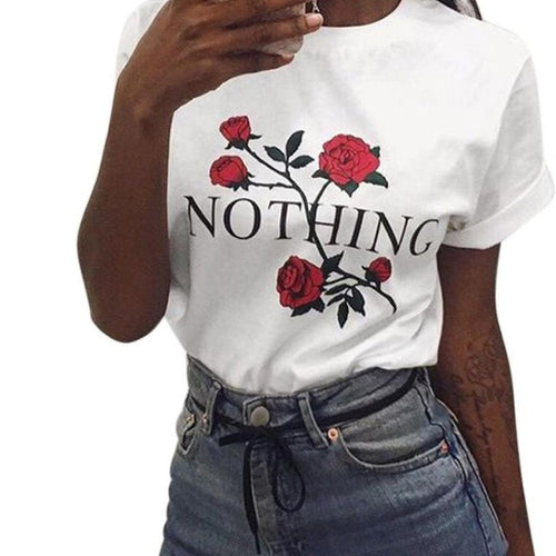 high quality Cotton White Printing  tops short