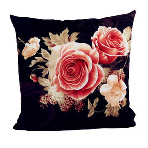Printing pillow case decorative throw pillow covers pillowcase for the pillow 45*45 throw pillows