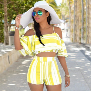 Summer Sexy Casual 2 Two Piece
