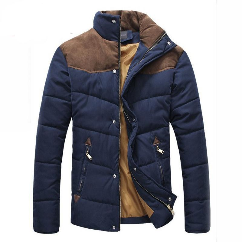 Men's Fashion Casual Winter Outwear Comfortable Coat