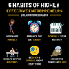 6 Habits of Highly Effective Entrepreneurs