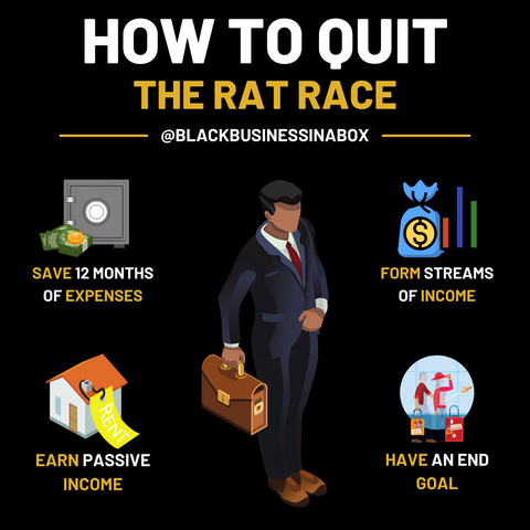 How to Quit Rat Race