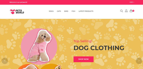 Pet Accessories Business
