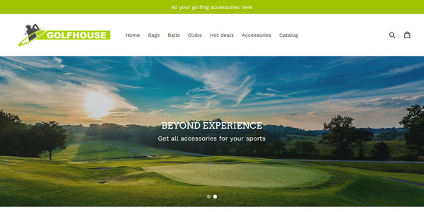 Premium Golf Accessories Business
