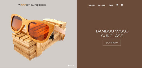 Wooden Sunglasses Business