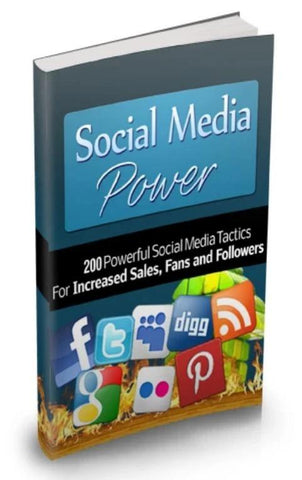 Social Media Power EBook