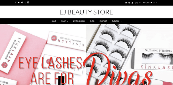 Eyelash Business