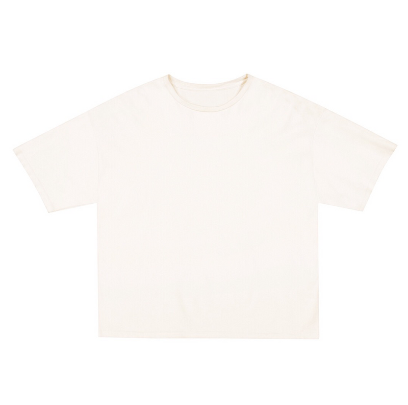 Off-white oversized Eligere T-Shirt