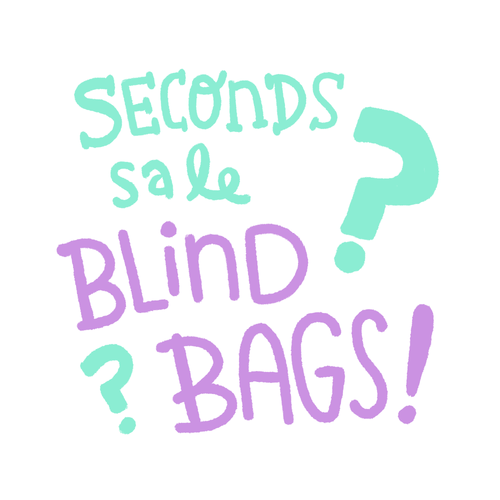 Seconds Sale Blind Bag!
