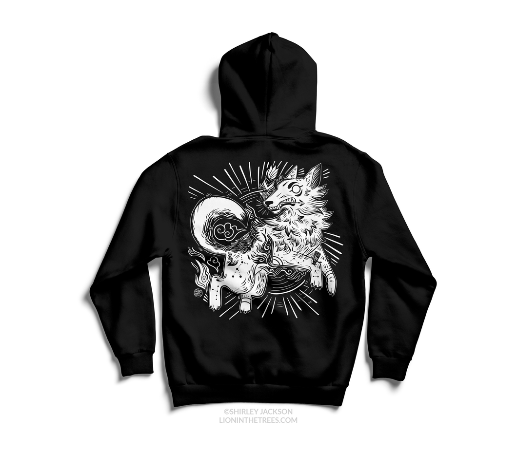 Year of the Coyote Hoodie