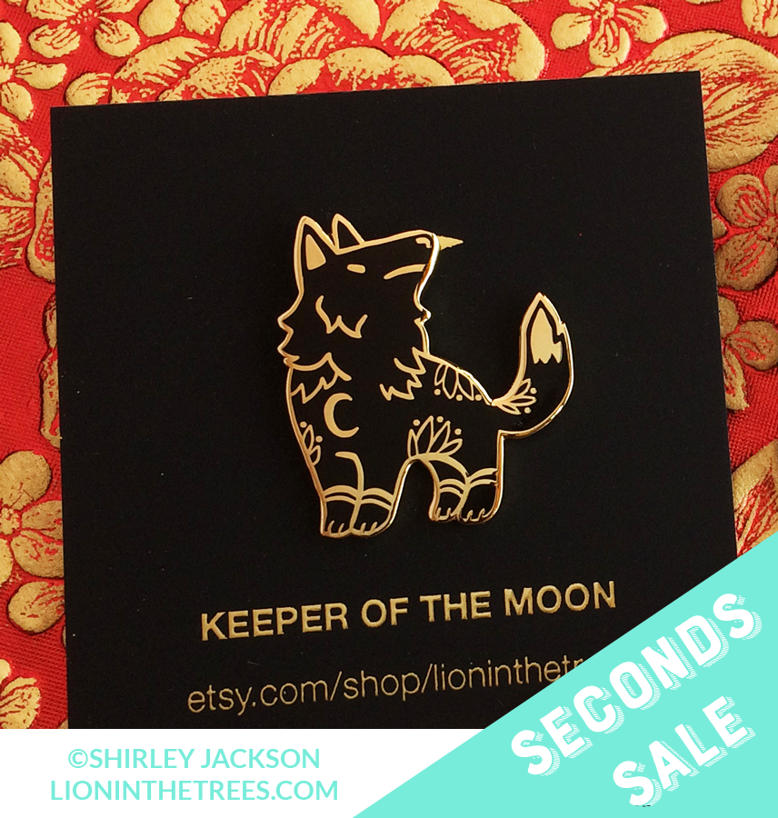Seconds Sale Keeper of the Moon