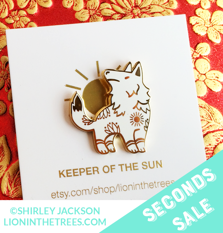 Seconds Sale Keeper of the Sun