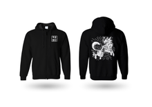 [PRE-ORDER] Year of the Coyote ZIP-UP Hoodie