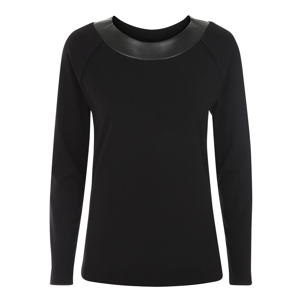 EMMA TOP | black