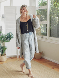 Marley Knit - Charcoal