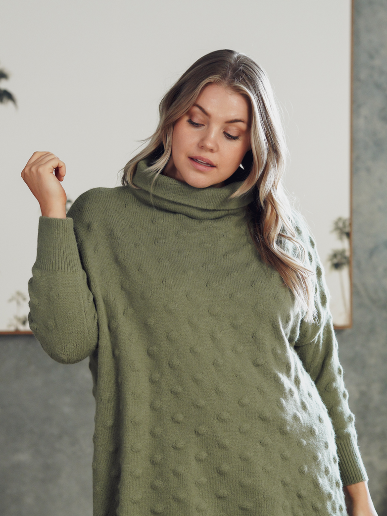 Dotti Knit - Green