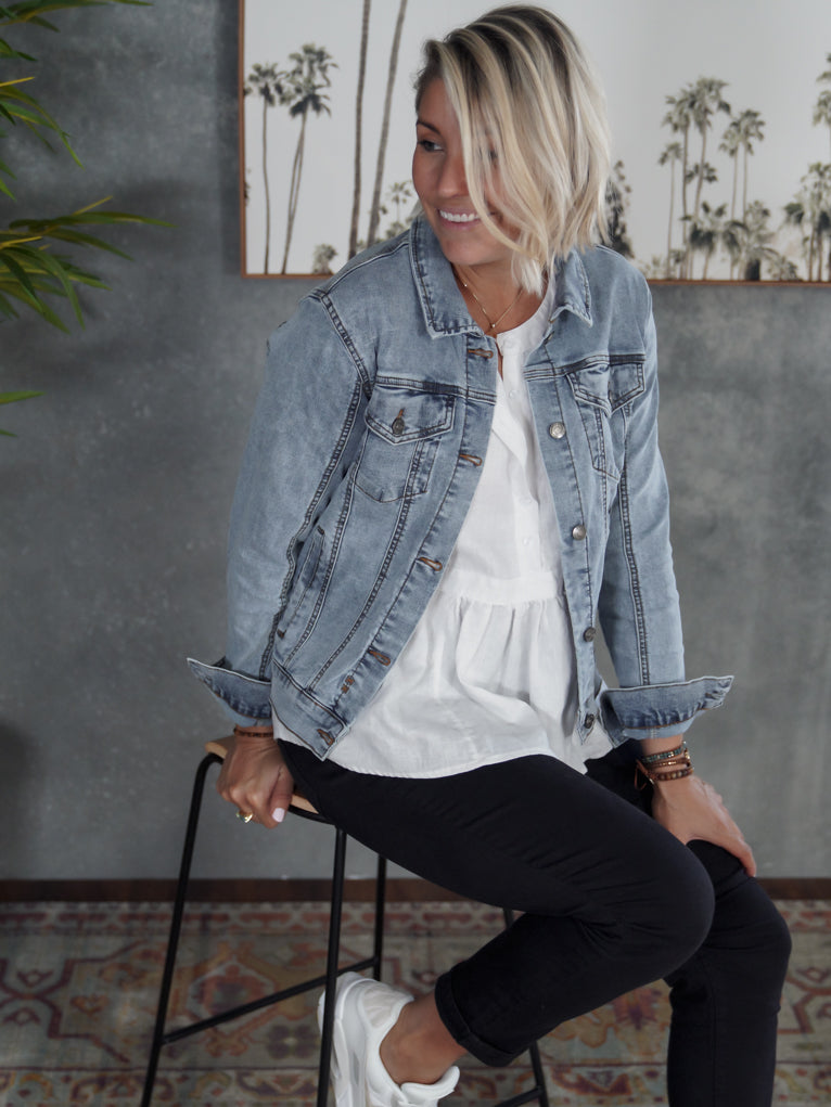 The Weekender - Denim Jacket