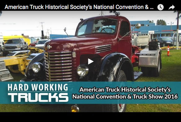 American Truck Historical Society's National Convention & Truck Show 2016