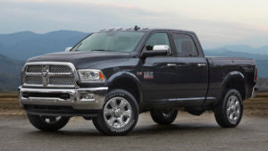 2017 Ram 2500 Laramie Crew Cab review: Powerful and comfortable