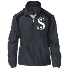 Load image into Gallery viewer, Symbol-Stand for Something Sport-Tek Jersey-Lined Jacket