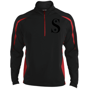Symbol-Stand for Something Sport-Tek Men's Sport 1/2 Zip