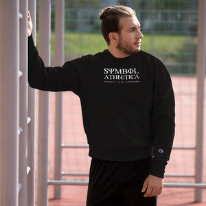 Symbol Athletica -full name sweatshirt