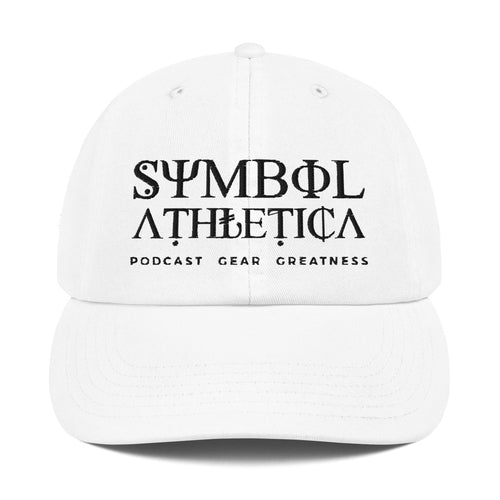 Symbol Athletica  S Cap