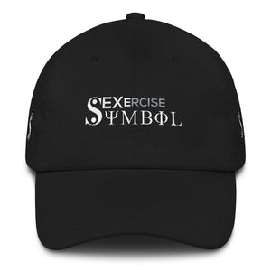 Exercise Symbol - Sex Symbol cap