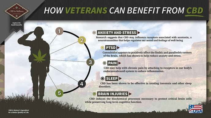 CBD For Veterans