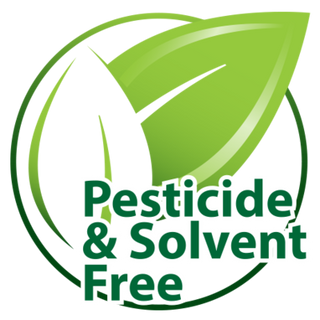 Pesticide and Solvent Free CBD