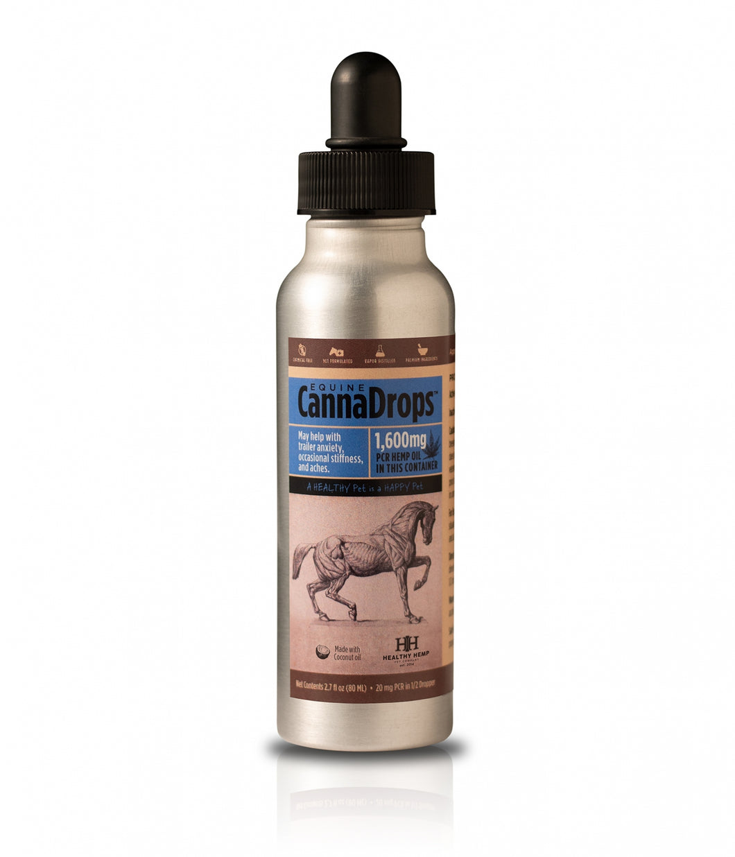 Equine CannaDrops