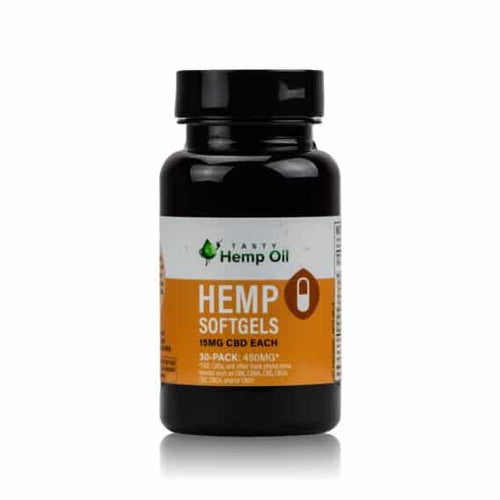 Hemp Softgels