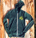 California Octopus Lightweight Unisex Full Zip