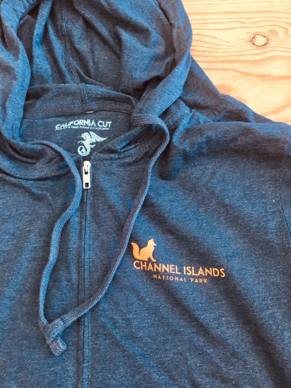 Channel Islands Lightweight Full Zip