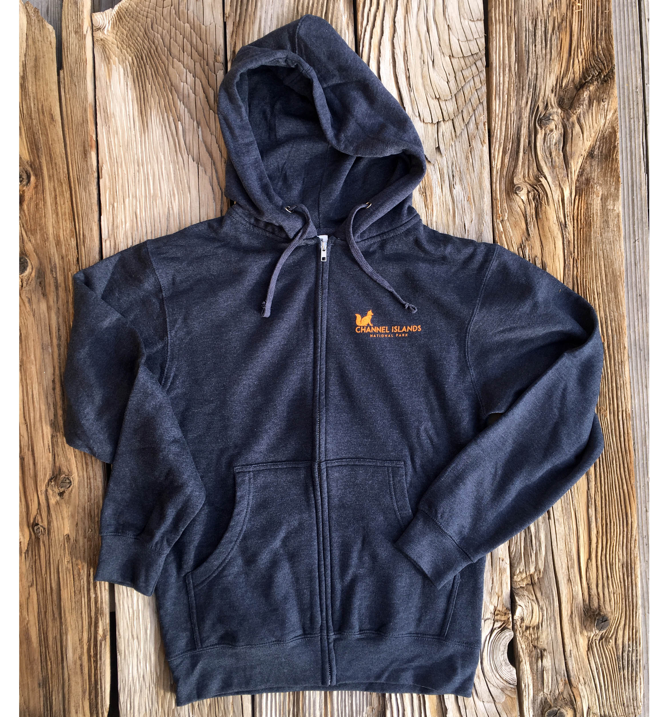 Channel Islands Midweight Full Zip