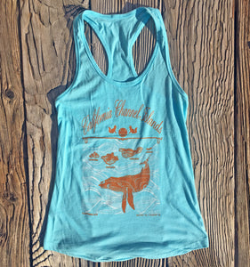 Channel Islands Racerback Tank Top