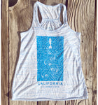 Women's Mermaid Country Tank Top
